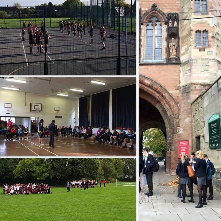 Colegio Diocesano y Erasmus +